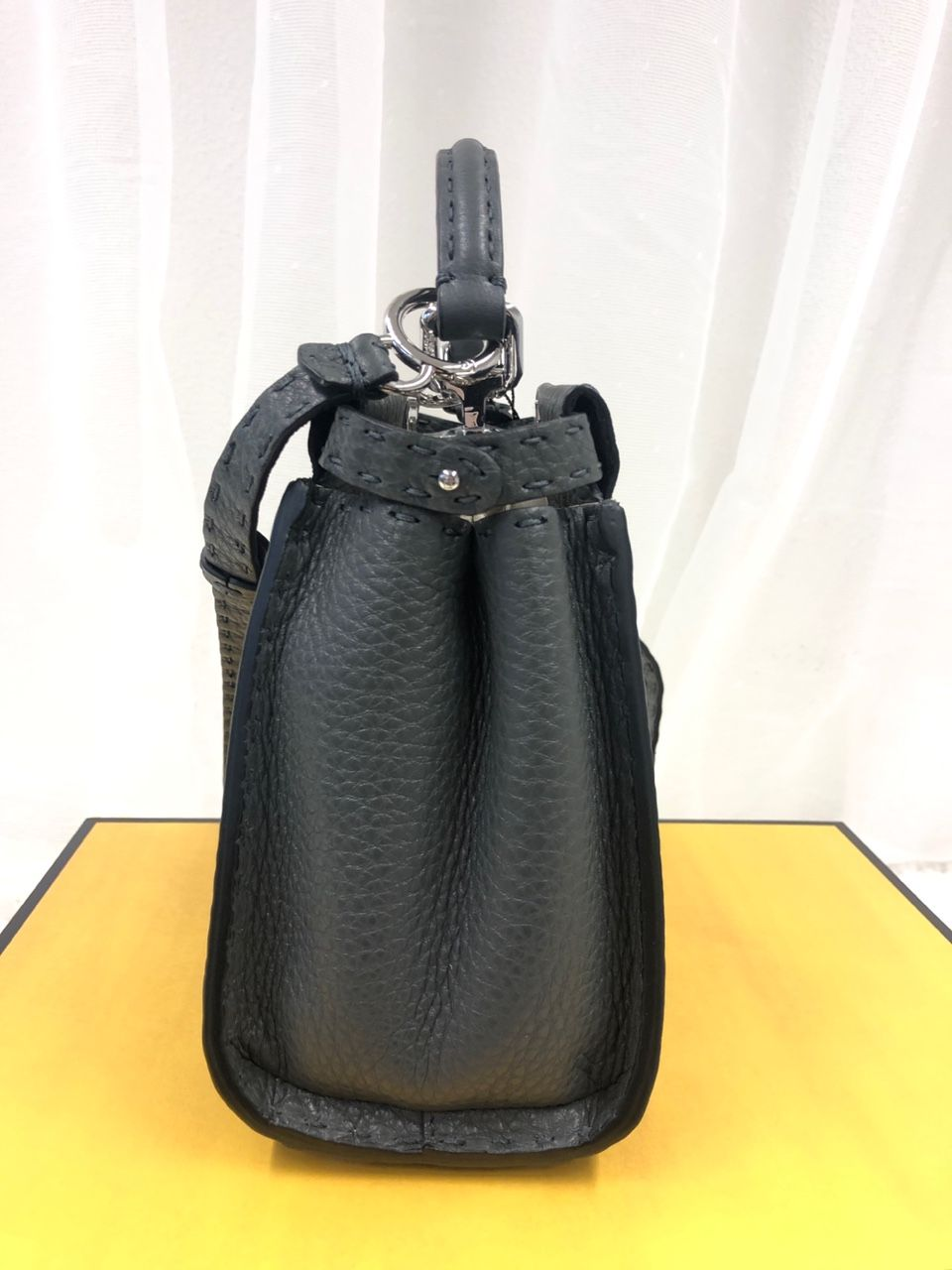 Fendi PEEKABOO ICONIC MINI ONE 8BN244Q0JF0N9A
