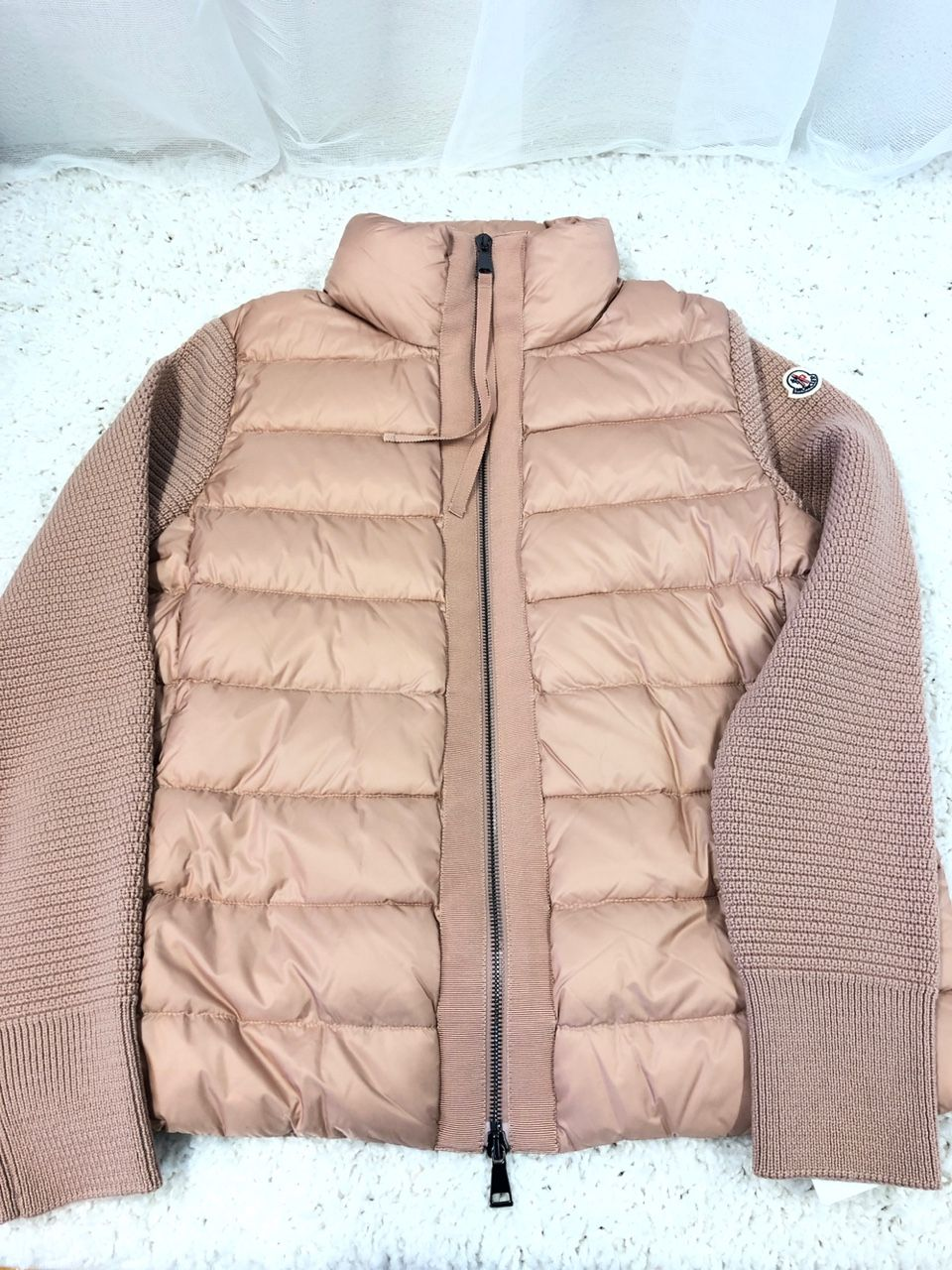 Moncler Wool and down jacket P00406389