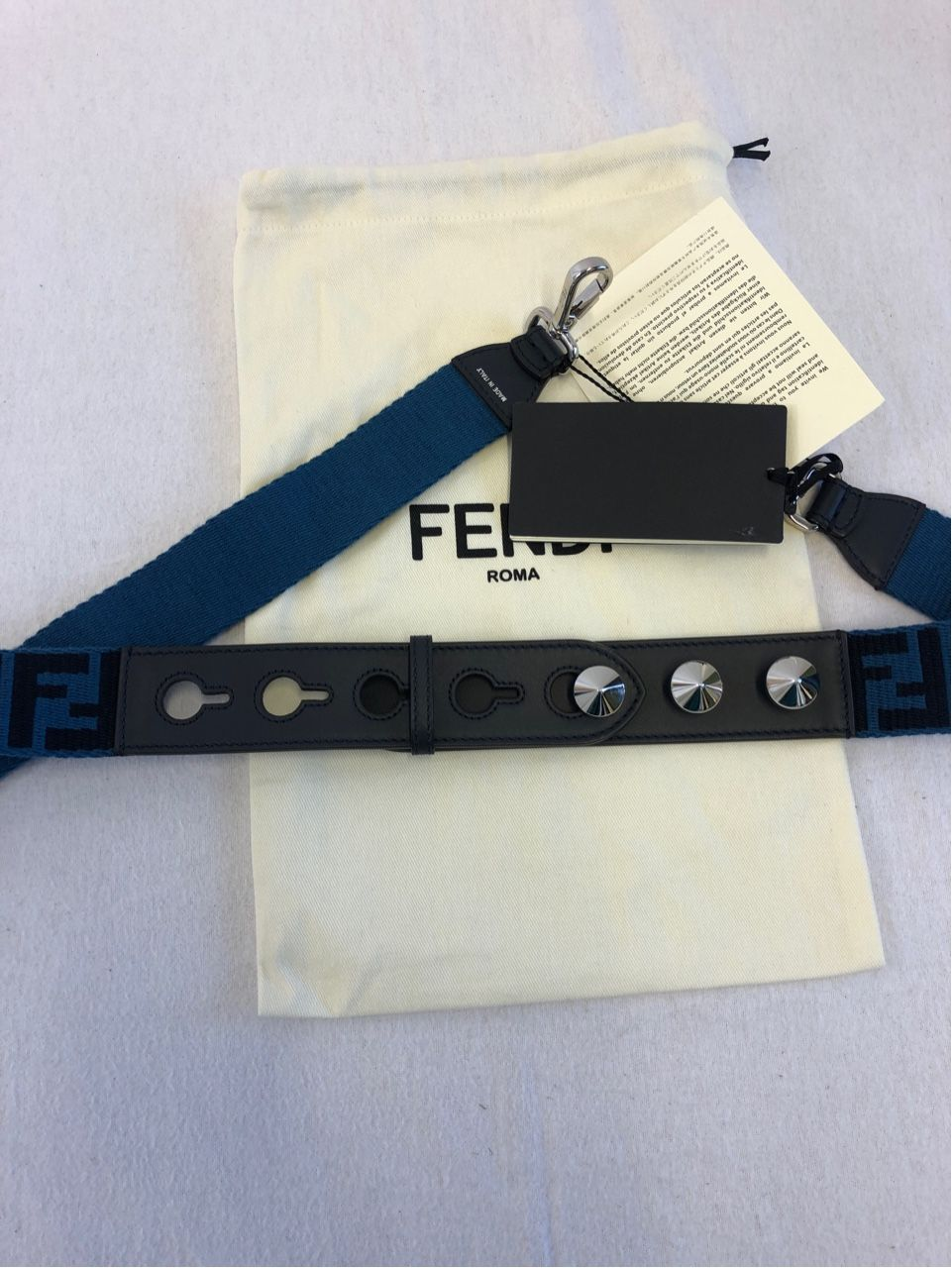 Fendi STRAP YOU ONE 8AV120A429F13XL