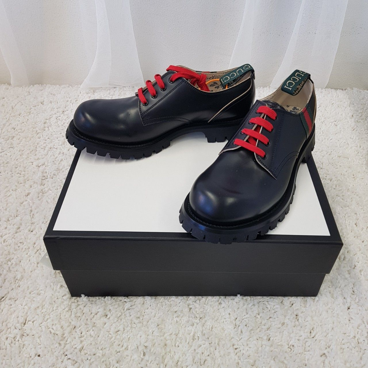 GUCCI Derby Shoes 54579817_300x300