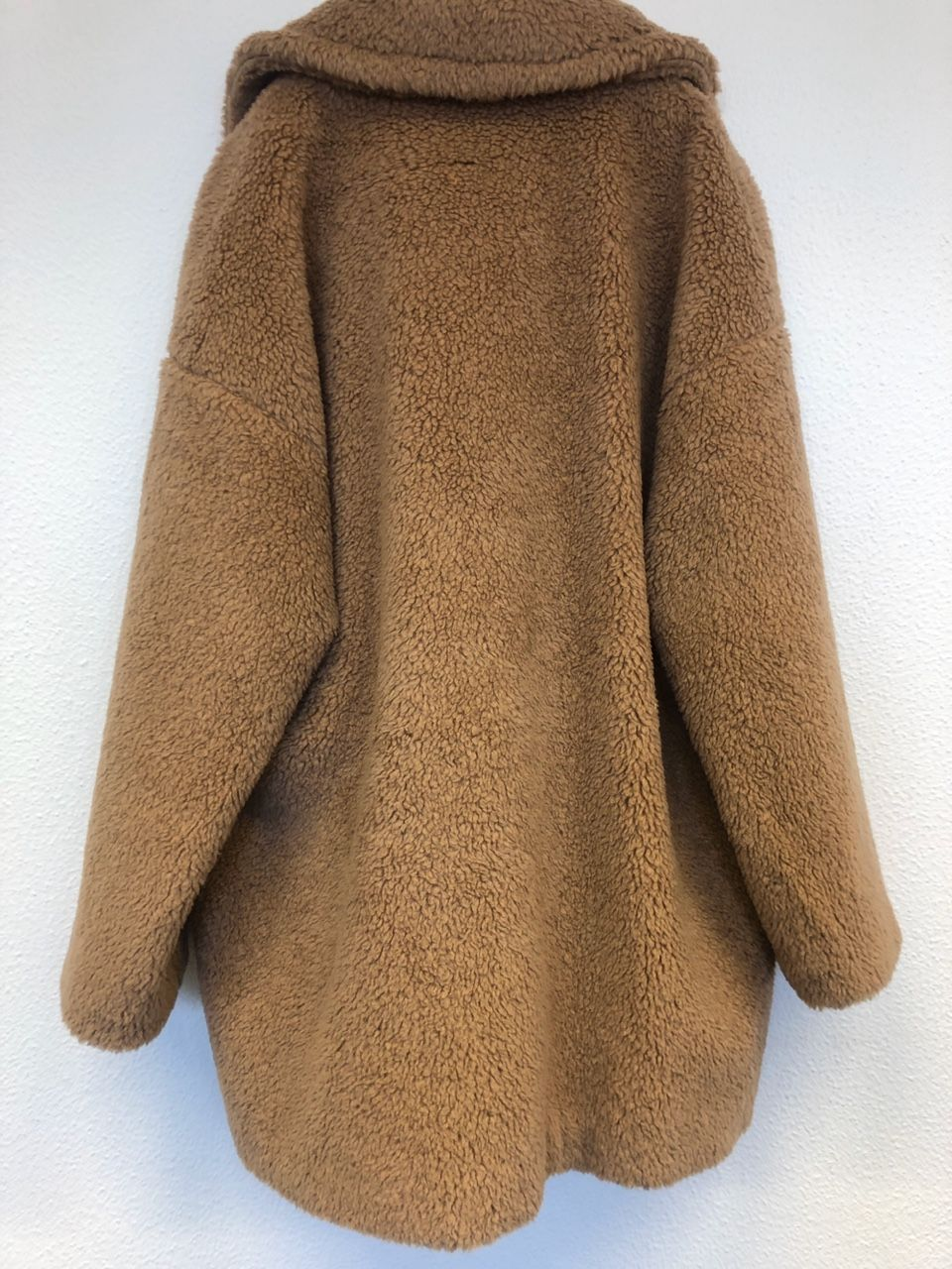 Weekend Max Mara Damen Teddy-Jacke Affine camel engelhorn-Weekend-Max-Mara-Damen-Teddy-Jacke-Affin