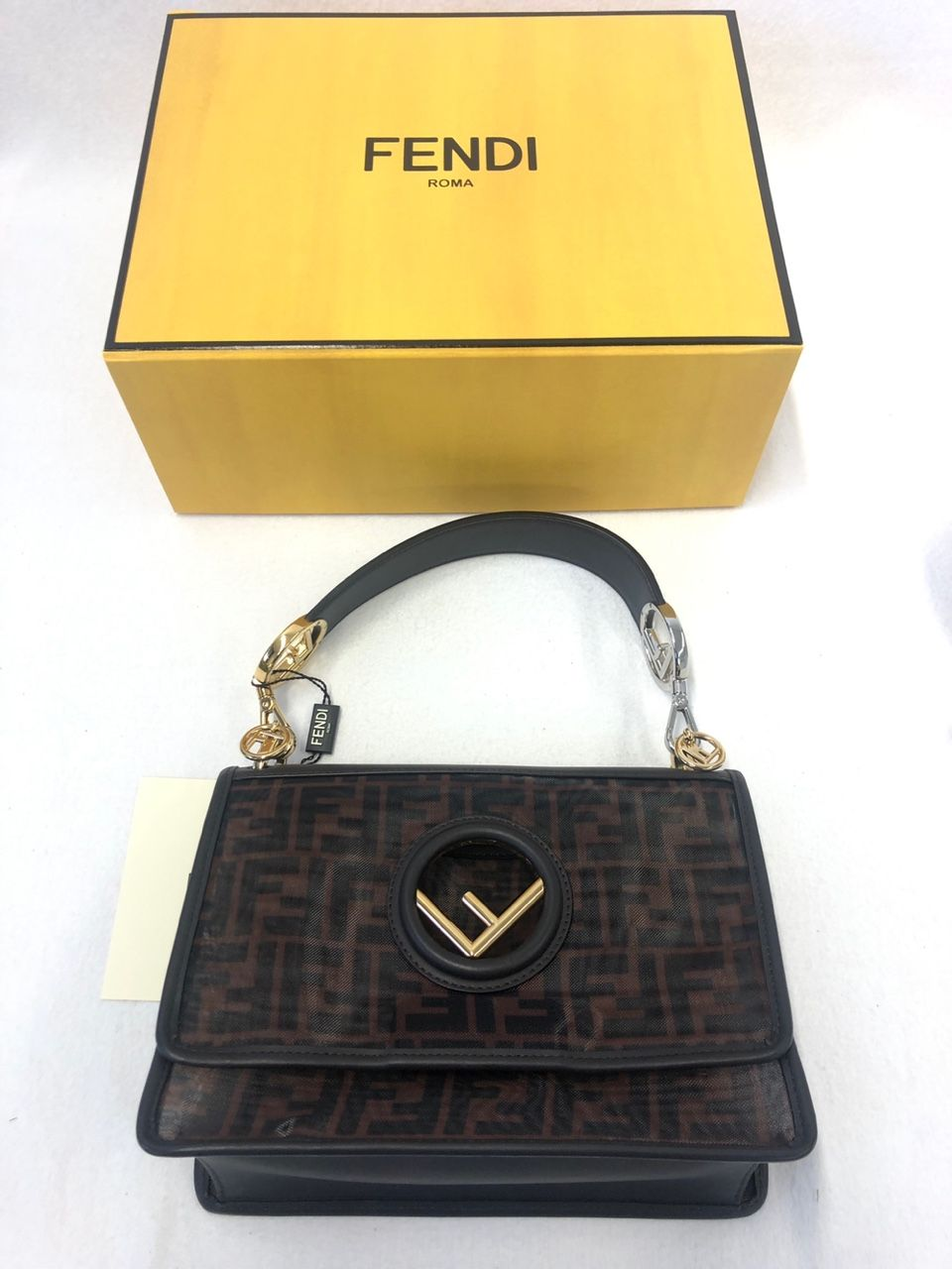 Fendi KAN I F ONE 8BT284A6D7F12PK