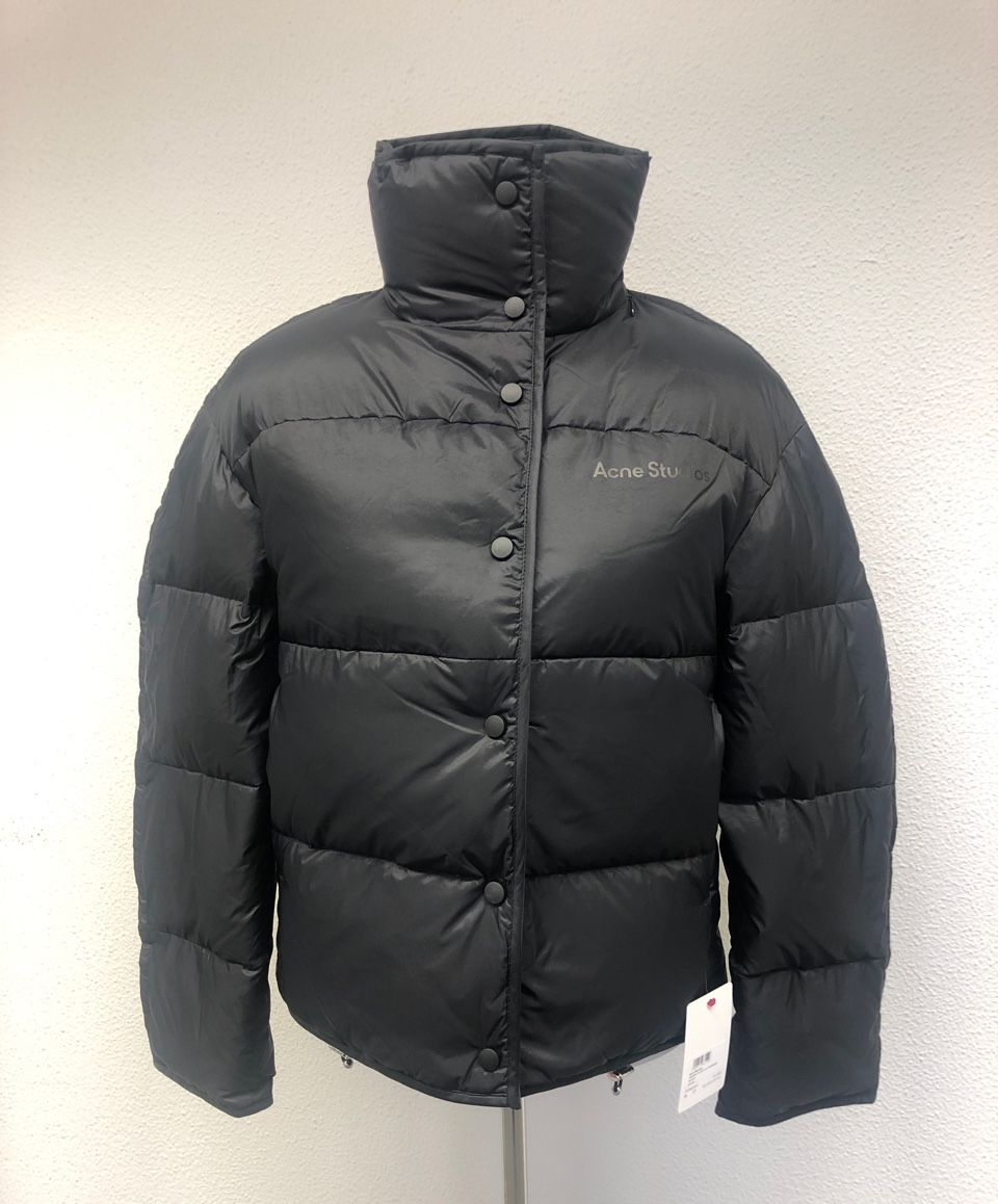 Acne Studios Quilted down jacket P00482451