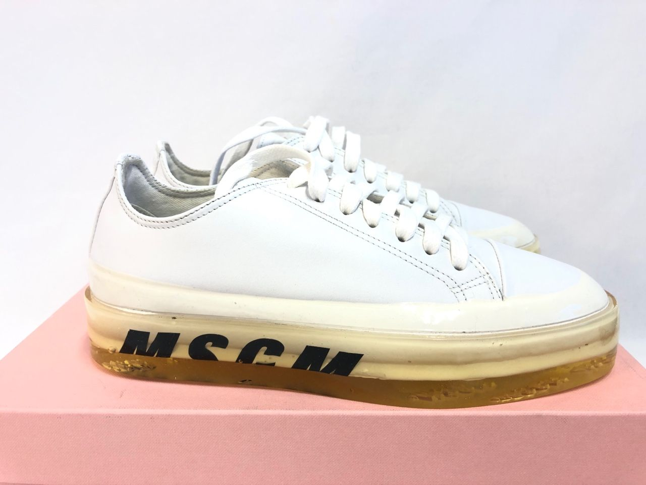 MSGM Sneakers Weiss 11805865WV