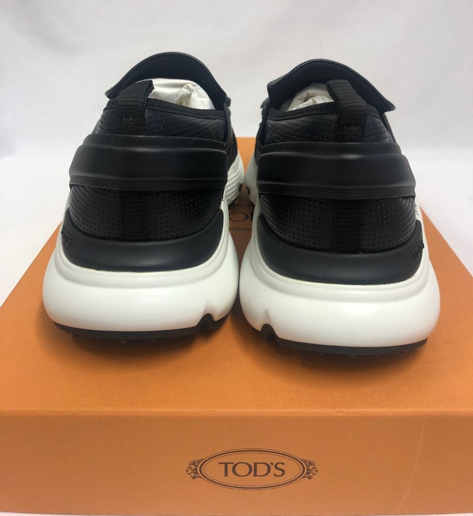 Tods Leather loafer sneakers P00494823