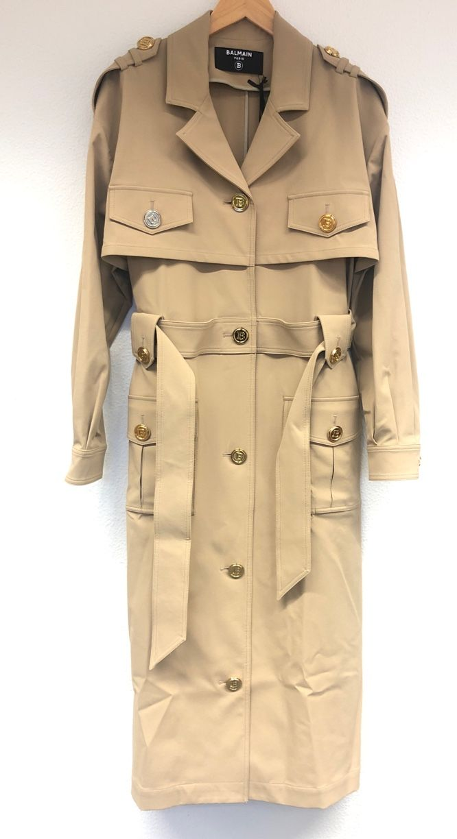 Balmain Trench coat P00527046